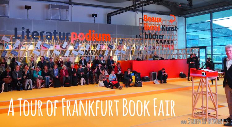A Tour of Frankfurt Bookfair