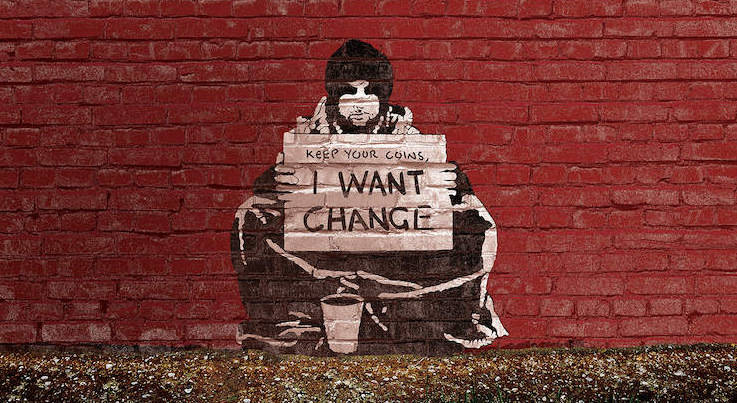 Keep Your Coins - I Want Change