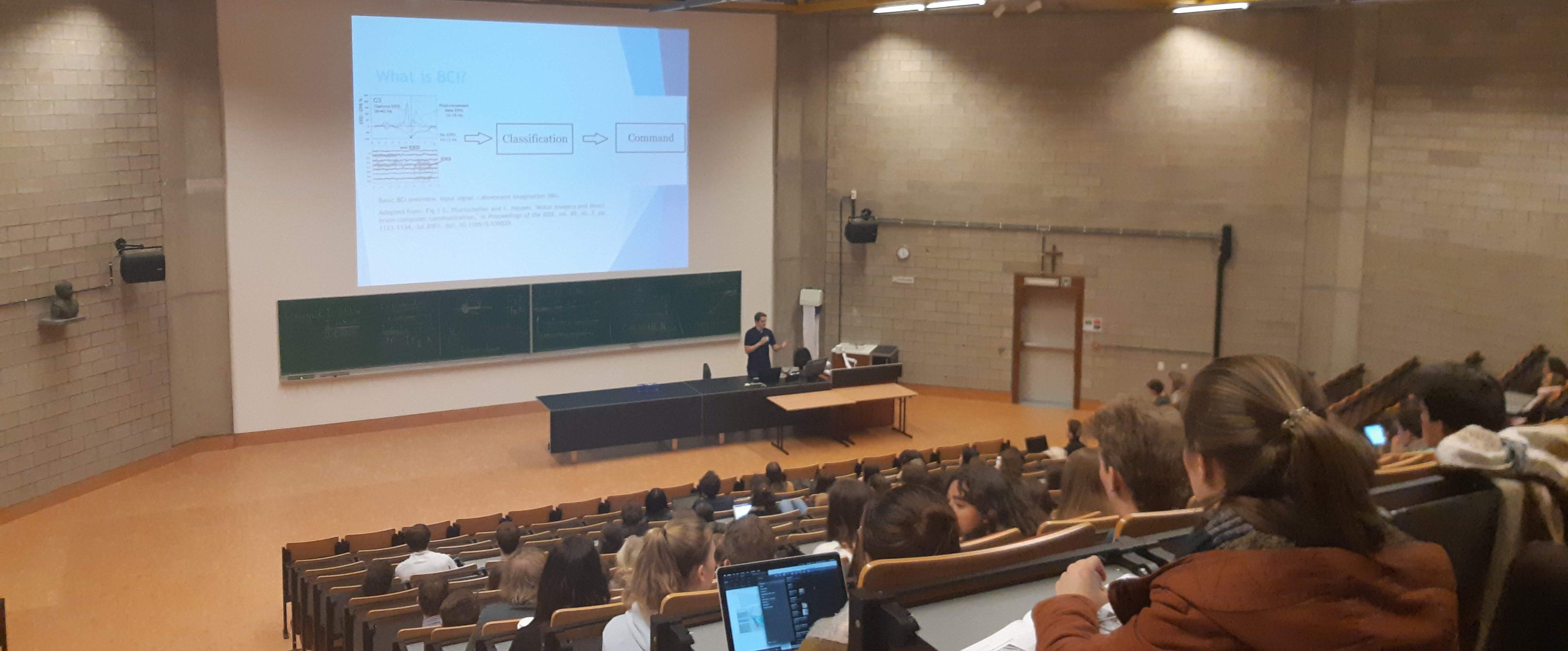 Infosessie statuut student-onderzoeker