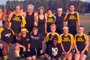 The Southern Miss Quidditch team won the Renegade Cup during their visit to Florida State University. Courtesy Photo