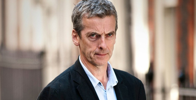 "Peter Capaldi has become The Doctor in the eighth series of the British television show, ""Doctor Who."" The show premiered Saturday night on BBC America."