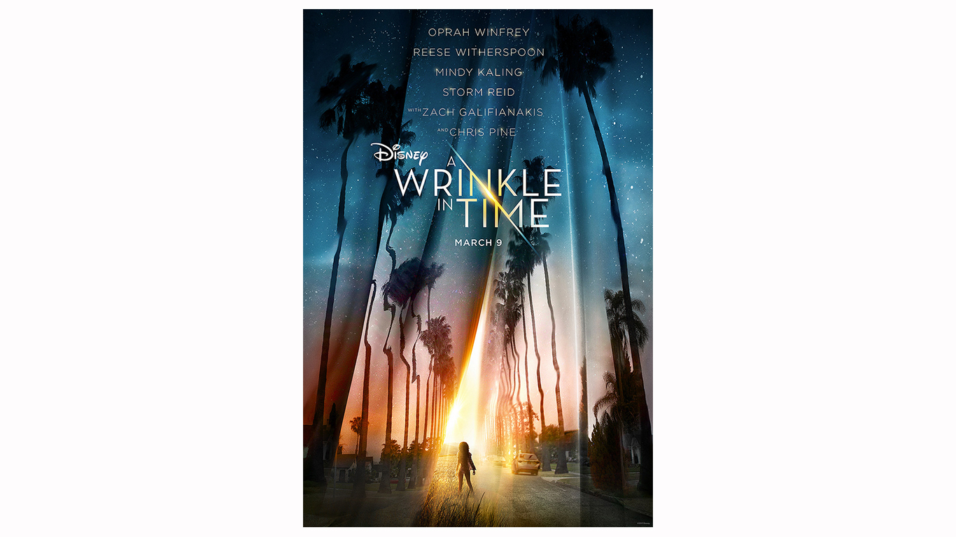 A Wrinkle In Time Appeals Only To Children The Student Printz