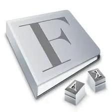 Font propertys
