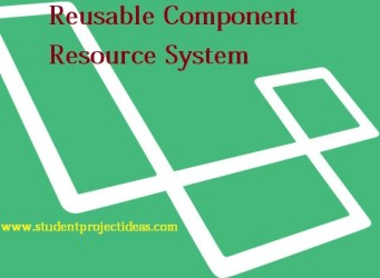 Reusable Component Resource System