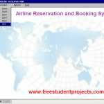 Airline Reservation Booking System