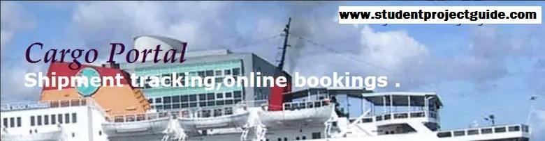 Online Cargo Portal