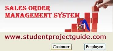 Testing For Sales Order Management System