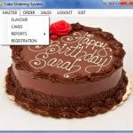 Cake Ordering SRS