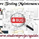 Software Testing Maintenance System