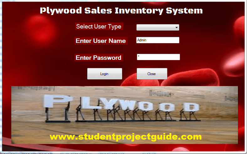 Plywood Sales Inventory System