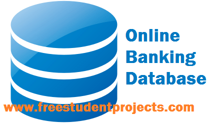 Online banking Database design