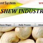 CashewIndustryManagementSystem