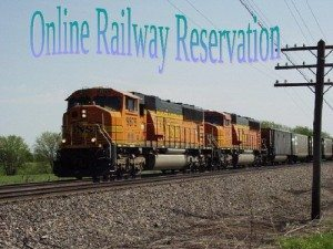 Online Railway Ticket Booking System