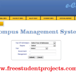 Campus Management System