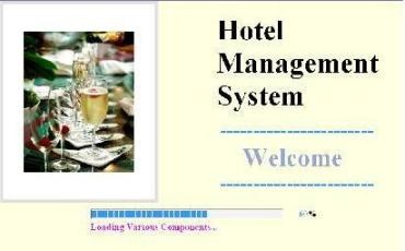 Hotel Management System in JAVA