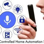 Voice based Home Automation