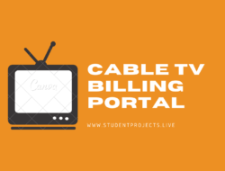 Cable TV Billing Portal