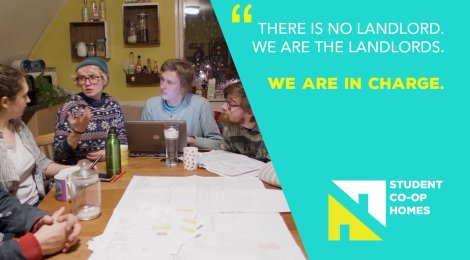 There is no landlord, we are the landlords. We are in charge.