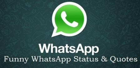 Funny What's App Status