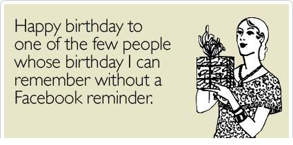 a happy birthday greeting