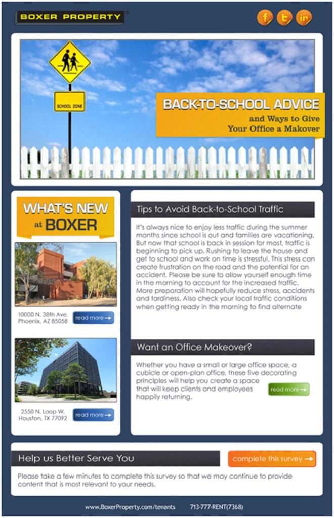 Classroom newsletter templates4