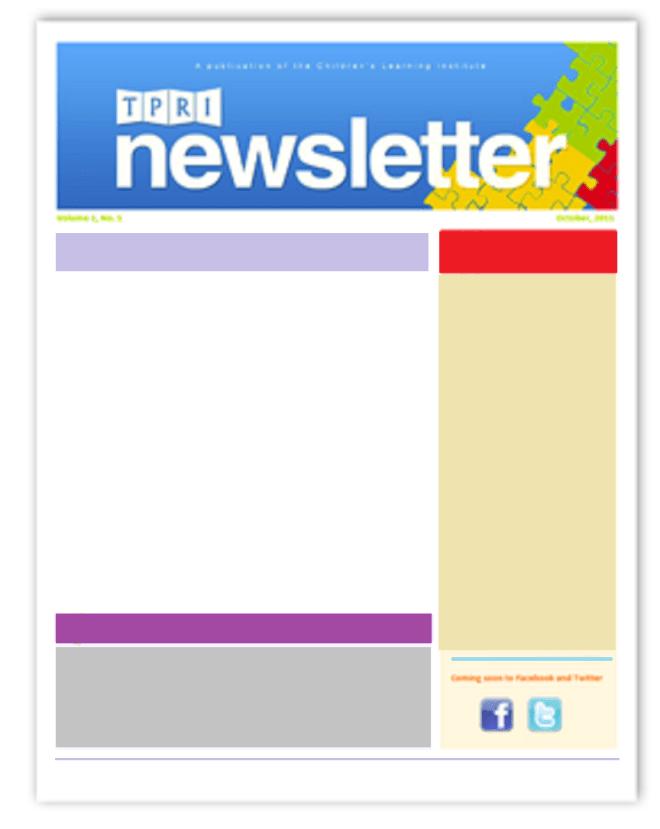 classroom newsletter template1