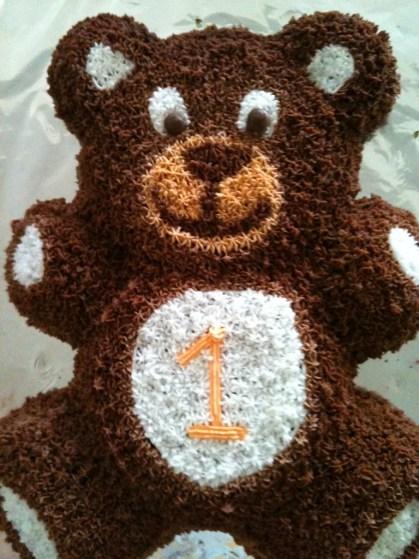 1st birthday cake designs for kids
