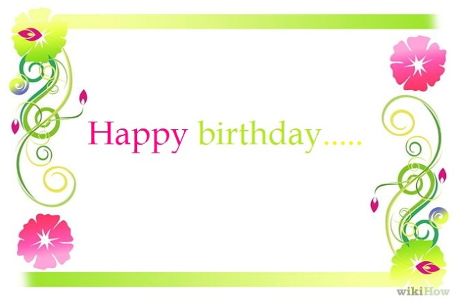 happy birthday printable cards