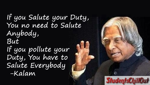 Quotes by A. P. J. Abdul Kalam
