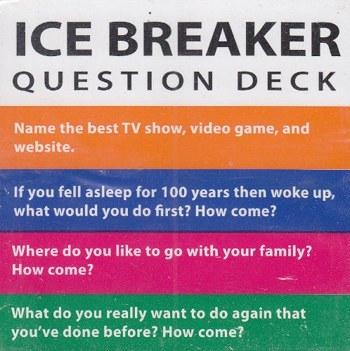 best ice breaker questions