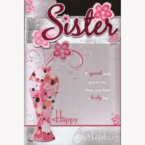 Sister Birthday Wishes Quote: Best Birthday Wishes For A Sister