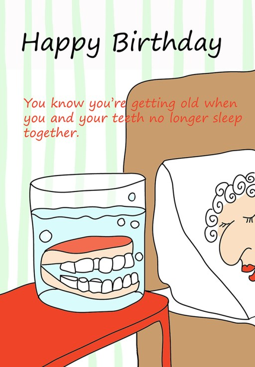 funny ecard birthday