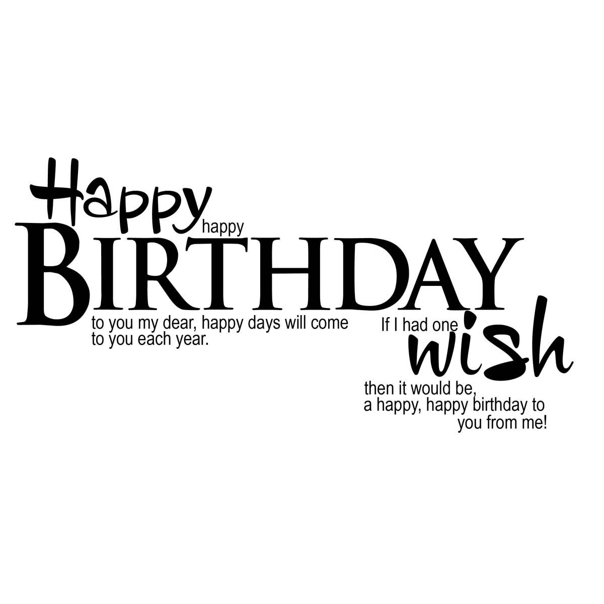 Funny happy birthday quotes studentschillout funny happy birthday wishes quotes m4hsunfo