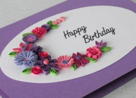 greeting birthday card