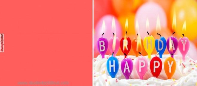 happy birthday cards printable free