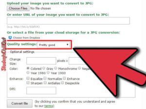 How to convert pdf files to jpg