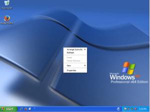 desktop wallpaper change