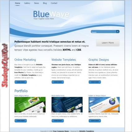 download free website templates html