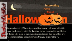 40 fun facts about halloween