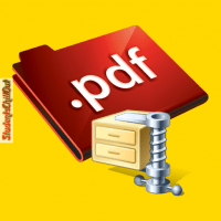 how to compress pdf size