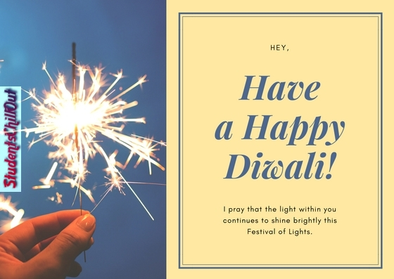Have a happy Diwali Greeting Card