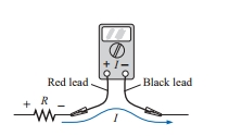 Connecting of Ammeter