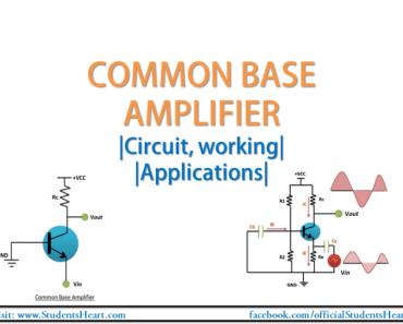 common base amplifier tutorial