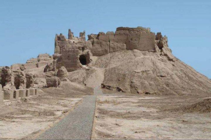 Kalat Fort Balochistan