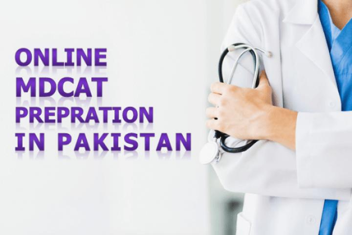 mdcat prepration in pakistan