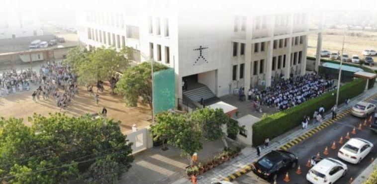 The C.A.S School Karachi