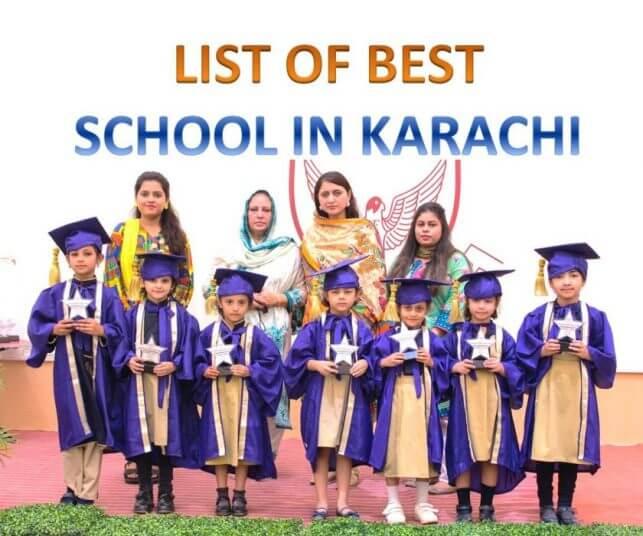 List of Top Best Schools in Karachi (2020)