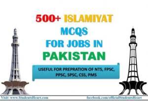 Islamiyat MCQs