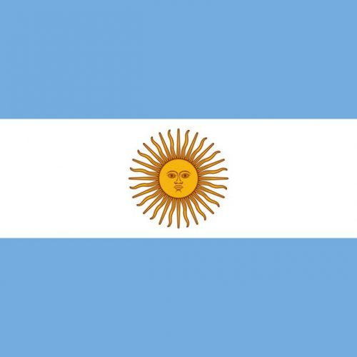 flag or argentina