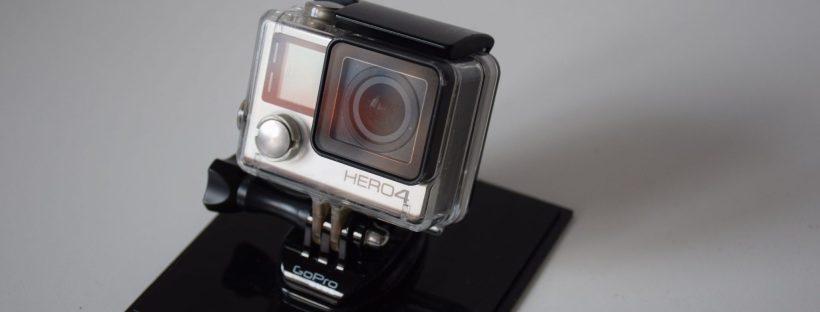 Podarim GoPro 4